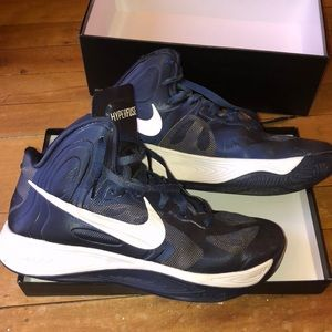 Hyperfuse basketball shoes